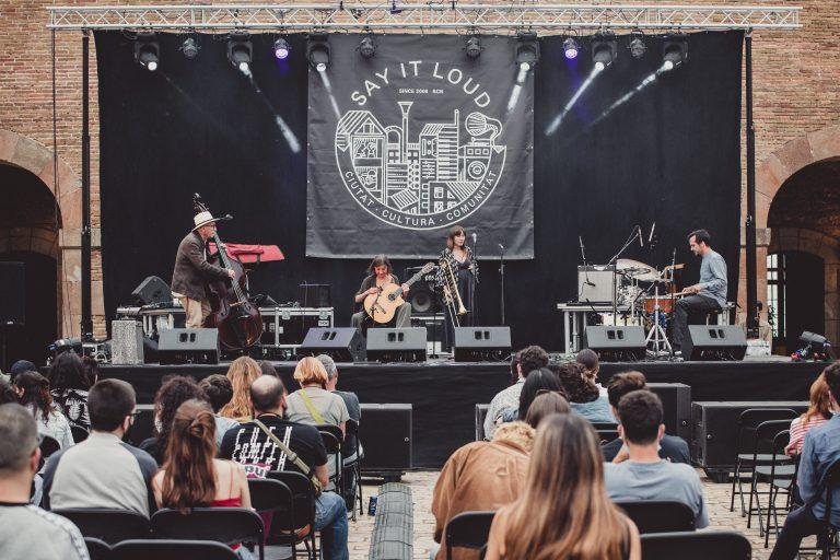 Rita Payés & Elisabeth Roma, Say It Loud!, Castell de Montjuïc, Barcelona, 05-06-2021_9